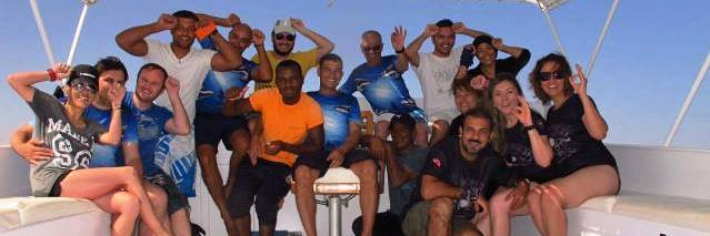 Group packages, Sharks Bay Umbi Diving Village