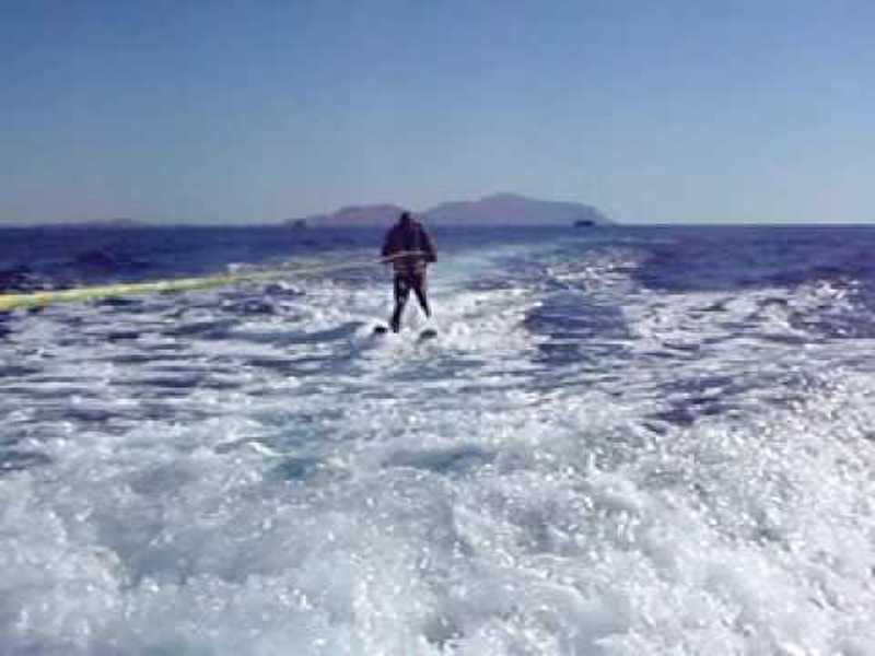Water sports Sharm