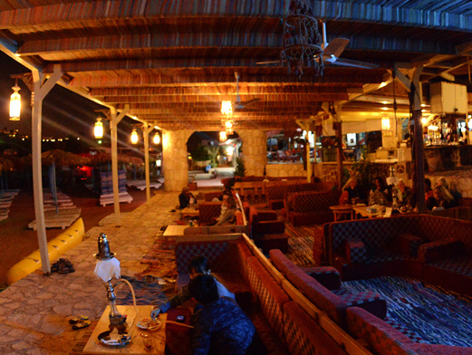 Bedouin Tent Sharks Bay Umbi & Seafood Restaurant I Beach Front I Sharks Bay Umbi I Red Sea